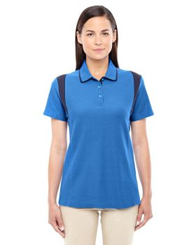 Devon & Jones DG180W Ladies' DRYTEC20 Performance Colorblock Polo