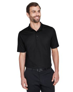Devon & Jones DG20 CrownLux Performance Men's Plaited Polo