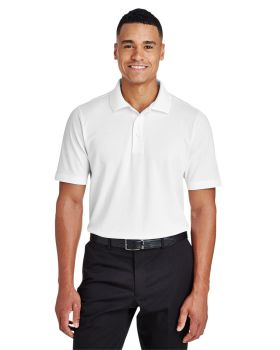 Devon & Jones DG20T CrownLux Performance Men's Tall Plaited Polo
