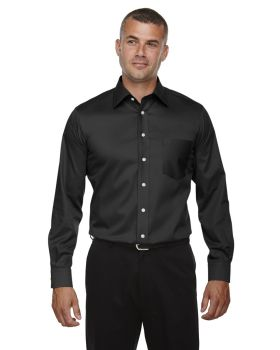 Devon & Jones DG530 Men's Crown Woven Collection Solid Stretch Twill
