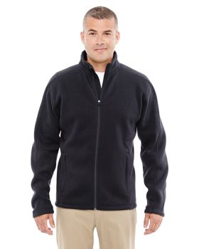 Devon & Jones DG793 Men's Bristol Full-Zip Sweater Fleece Jacket