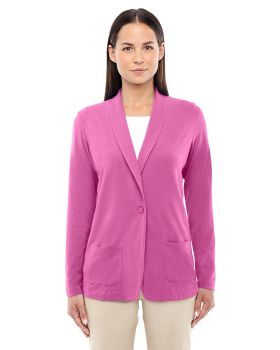 Devon & Jones DP462W Ladies' Perfect Fit Shawl Collar Cardigan