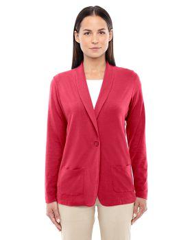 Devon & Jones DP462W Ladies' Perfect Fit Shawl Collar Cardigan