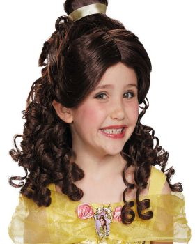 Disguise DG17806 Belle Child Wig