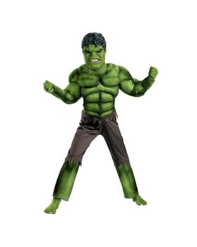Disguise DG43660G Hulk Avengers Classic 10-12