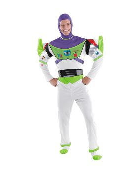 Disguise DG50549C Buzz Lightyear Dlx Adult 50-52