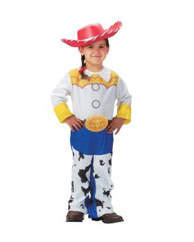 Disguise DG5480L Toy Story Jessie Size 4 To 6