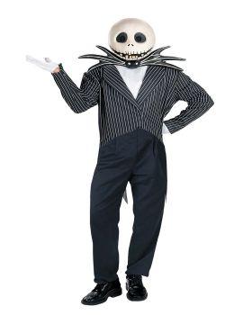 Disguise DG5761 Jack Skellington Dlx Adult