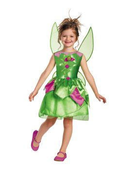 Disguise DG59100K Tinker Bell Classic Child 7-8