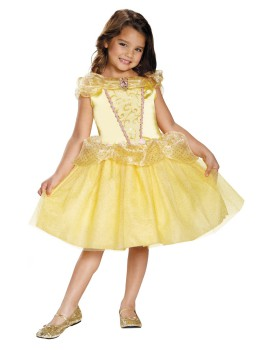 Disguise DG98463M Belle Classic Toddler 3T 4T