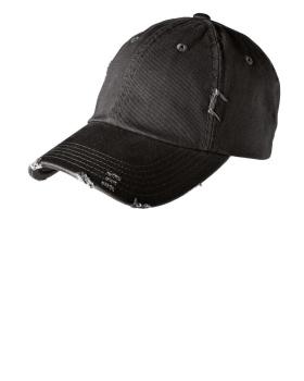 District DT600 Distressed Low Profile Cap