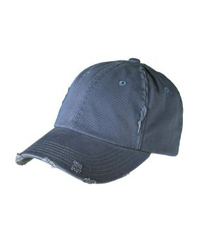 District DT600 Distressed Low Profile Cap