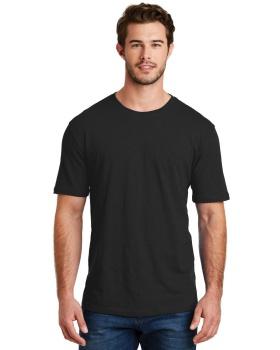 District Made DM108 Men's Perfect Blend Crew Neck T-Shirt