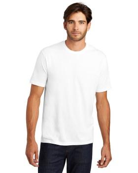 District Made DM130 Men's Perfect Tri Crew Neck T-Shirt