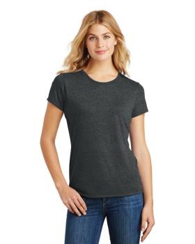 District Made DM130L Ladies Perfect Tri Crew T-Shirt