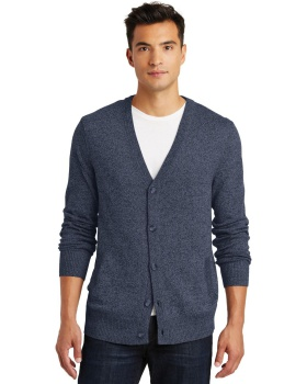 District Made DM315 Mens Cardigan Sweater