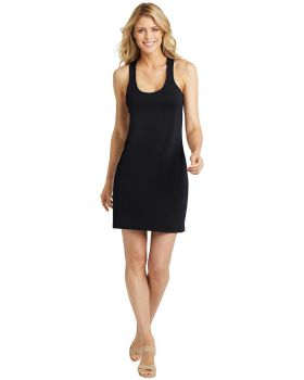 District Made DM423 Ladies 60/40 Racerback Dress