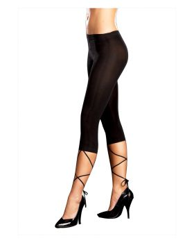 Dreamgirl RL0067SD Lace Down Legging S/M Size 2-8