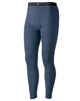 Duofold by Champion KMO3 Men's Originals Wool-Blend Thermal Pants