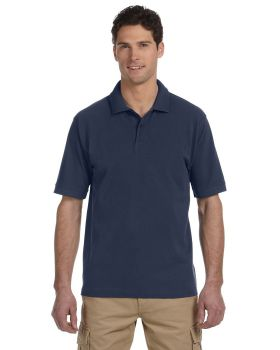 econscious EC2500 Men Organic Cotton Piqué Polo