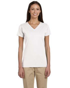 econscious EC3052 Ladies Organic Cotton Short Sleeve V Neck T-Shirt