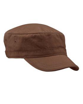 econscious EC7010 Twill Organic Cotton Corps Caps
