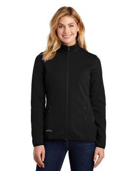 Eddie Bauer EB243 Ladies Dash FullZip Fleece Jacket