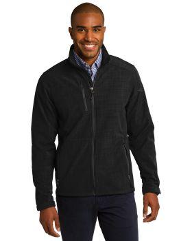 Eddie Bauer EB532 Shaded Crosshatch Soft Shell Jacket
