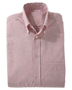 Edwards 1027 Men's Short Sleeve Oxford Tall Shirt
