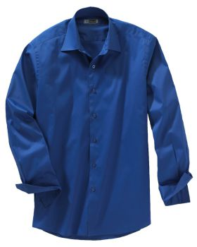 Edwards 1033 Men's Spread Collar Dress Tall Shirt