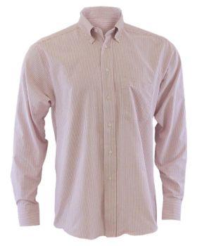 Edwards 1077 Men's Long Sleeve Oxford Shirt
