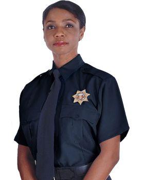 Edwards 1225 Security Shirt - Short Sleeve
