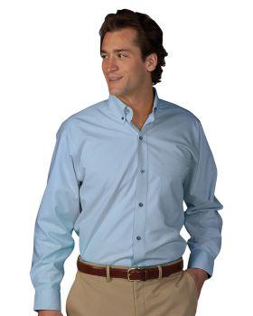 Edwards 1295 Men's Lightweight Long Sleeve Poplin Tall Shirt