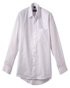 Edwards 1363 Men's Long Sleeve Value Broadcloth Shirt