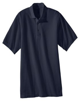 Edwards 1500 Men's Blended Pique Short Sleeve Polo