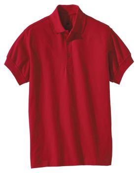 Edwards 1500 Men's Blended Pique Short Sleeve Polo Shirt