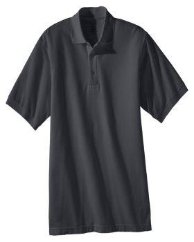 'Edwards 1500 Men's Blended Pique Short Sleeve Polo Shirt'