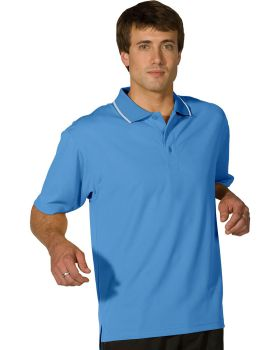 Edwards 1575 Men's Hi-Performance Mesh Short Sleeve Polo