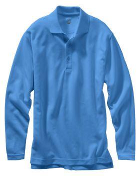 Edwards 1578 Hi-Performance Mesh Long Sleeve Polo