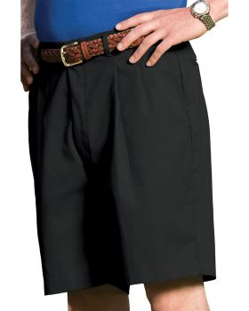 'Edwards 2410 MenBusiness Casual Pleated Chino Short'