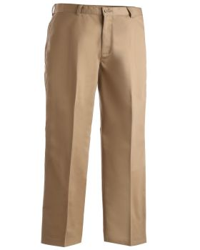 Edwards 2570 Men's Blended Chino Flat Front Pant