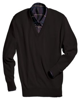 Edwards 265 Value V-Neck Acrylic Sweater