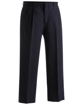 Edwards 2650 Men's Lightweight Wool Blend Pleated Pant