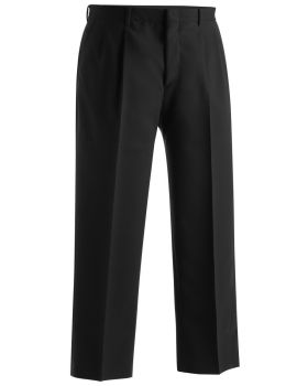 Edwards 2680 Men's Wool Blend Pleated Dress Pant