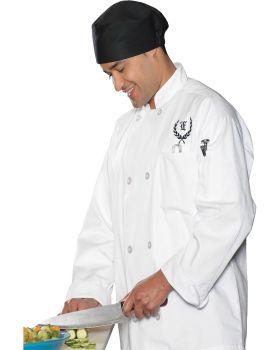 Edwards 3300 8 Button Long Sleeve Chef Coat