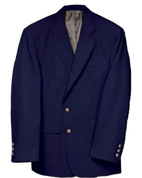 Edwards 3500 Men's Single-Breasted Blazer
