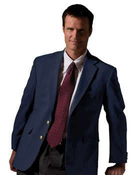 Edwards 3830 Men's Hopsack Blazer