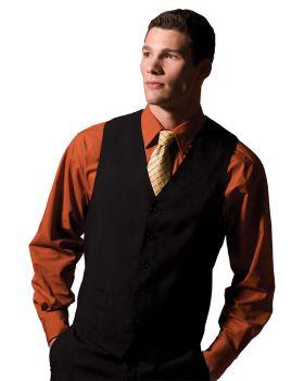 'Edwards 4490 Men's Economy Polyester Vest'
