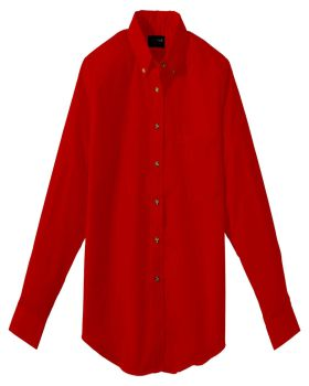 Edwards 5280 Ladies' Easy Care Long Sleeve Poplin Shirt