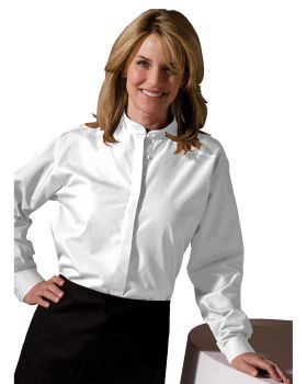 Edwards 5396 Ladies Banded Collar Shirt